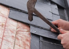 Degraded roof repairs